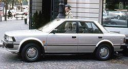 Nissan Bluebird (1983–1986)