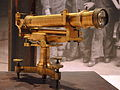 Nivelliergerät Secretan 1876 - Stadtmuseum Rapperswil 2013-02-02 16-31-25 (P7700).JPG