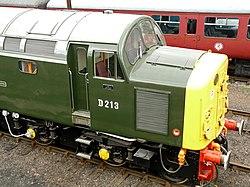 No.D213, BR no.40013 Andania (Class 40) (6133077127).jpg