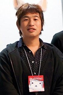 Nobuo Kawakami at Niconico chokaigi 20120430.jpg