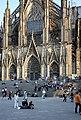 Nordeingang Kölner Dom mit Treppe vom Bahnhofsvorplatz (3948).jpg