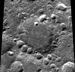 foto de Olivier (crater) Wikipedia