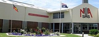 North Albany Senior High School Public co-educational high day school in Western Australia, Australia