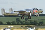 North American B-25J Mitchell 'N6123C' (36318529106).jpg