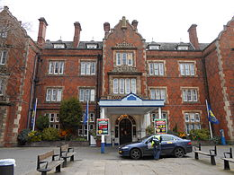 North Stafford Hotel Stoke On T Jpg