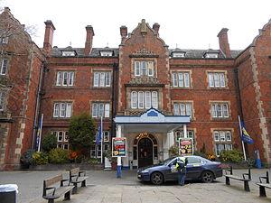 North Stafford Hotel - North Staffordshire Hotel, Stoke-on-Trent
