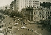 North Terrace in 1938