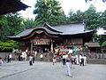 Northern Fuji Sengen Shrine at the base of Mt. Fuji 26-Aug-2012.JPG