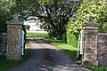 Norton Fitzwarren, gateway to house at Fitzroy - geograph.org.uk - 159292.jpg