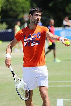 2017 Novak Djokovic Tennis Season Wikipedia