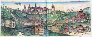 History of Prague - Prague in 1493
