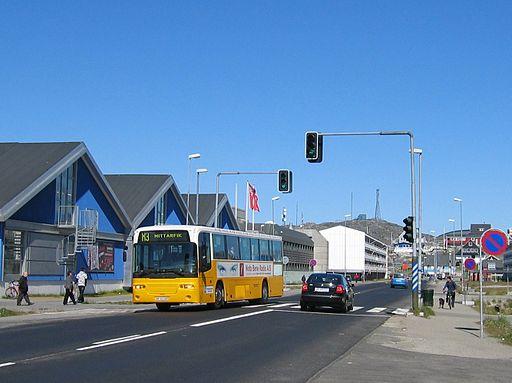 Nuuk bus