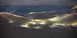 Nyamuragira - Nyamuragira volcano