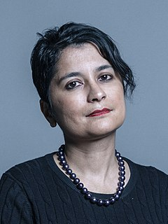 Shami Chakrabarti British Labour politician
