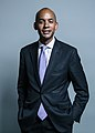Official portrait of Chuka Umunna (cropped).jpg