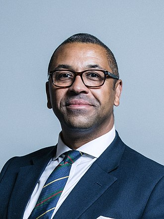 James Cleverly - Image: Official portrait of James Cleverly crop 2