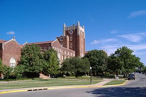 Memorial Union (University of Oklahoma) - Image: Oklahoma Memorial Union in Norman, OK