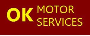 OK Motor Services - Image: Okmslogo