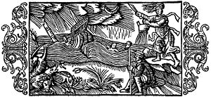 1550 in Sweden - Olaus Magnus - On Women Skilled in Magic
