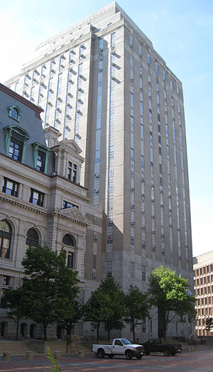 Massachusetts Superior Court - The Suffolk County Courthouse in Boston is home to the Superior Court Administrative Office