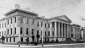 San Francisco Mint - The old San Francisco Mint building, built in 1874