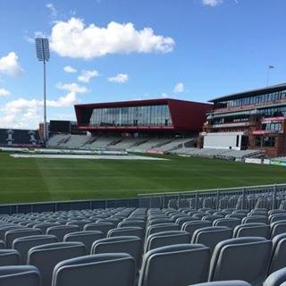 Old Trafford Cricket Ground August 2014