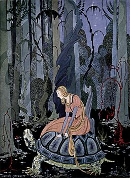 Old french fairy tales 0077