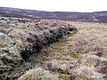 Old peat workings off the Farley track - geograph.org.uk - 777642.jpg