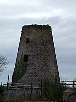 Old windmill at Capel Coch - geograph.org.uk - 152603.jpg