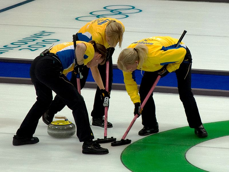 File:Olympic Curling, Vancouver 2010 crop sweeping.jpg