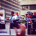 Olympics parade- Did manage to get one of Tom Daley (wasn't doing much waving at this point) (7972417300).jpg