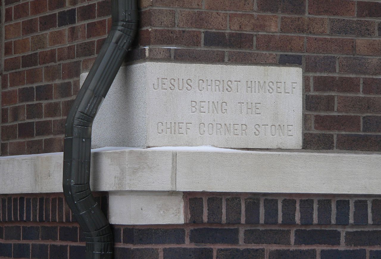 Image Result For Jesus Our Cornerstone