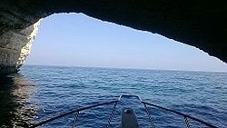 File photo of the Persian Gulf, from the coast of Oman. Image: Paasikivi.