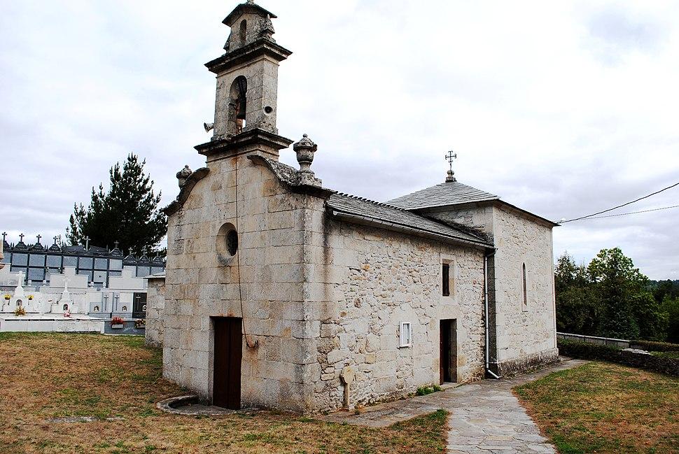 Ombreiro, Lugo