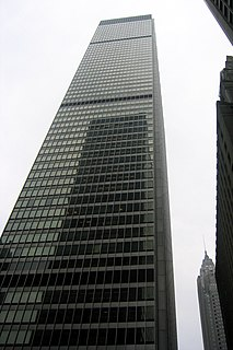 28 Liberty Street Office skyscraper in Manhattan, New York
