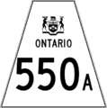 Ontario Highway 550A.png