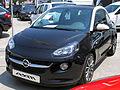 Opel Adam 1.4 Glam 2015 (16336454889).jpg