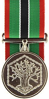 Operational Medal for Southern Africa