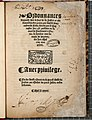 Ordonnance de Villers Cotterets. Page 1 - Archives Nationales - AE-II-1785.jpg