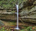 Orgeans-Blanchefontaine, cascade de la Combe Foulot.jpg