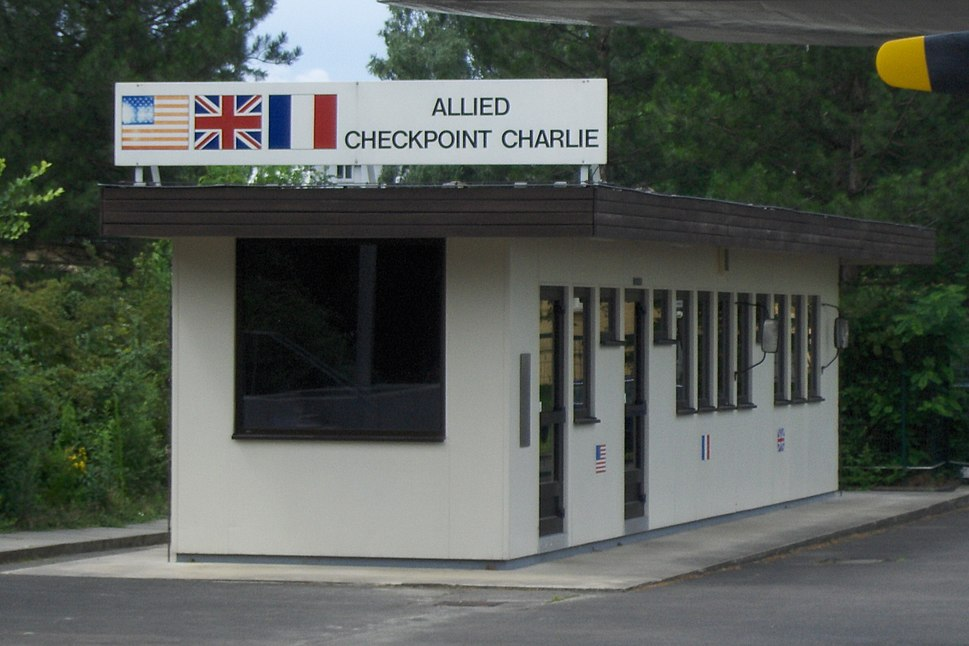 Original Checkpoint Charlie
