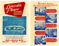 Original Lincoln Place Gardens brochure front, 1951.jpg
