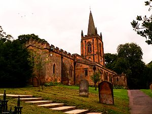 Ormesby - St Cuthbert's Church