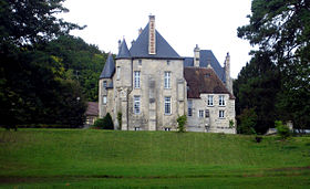 Image illustrative de l'article Château d'Orrouy