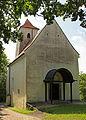 Ortskapelle hl. Hubertus in Grünberg - Westseite.jpg