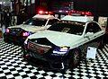 Osaka Auto Messe 2014 (27) CAR SENSE - Toyota CROWN ATHLETE (S180&S200) ver.patrol car.JPG