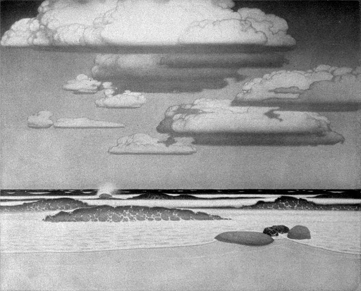 File:Oskar Zwintscher - Offenes Meer.jpg