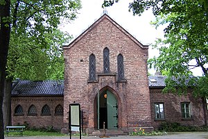 Eastern Orthodoxy in Norway - Our Saviour's Orthodox Church in Oslo.