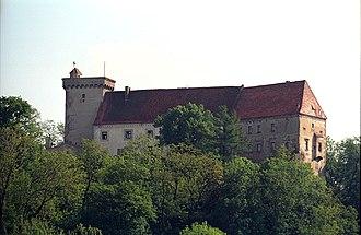 Karol Ferdynand Vasa - Image: Otmuchow 1 (js)