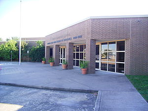 Cypress-Fairbanks Independent School District - Owens Elementary School